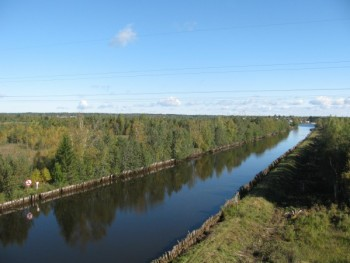 Поиск места ловли в каналах
