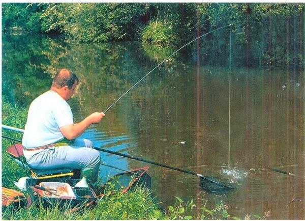 как пользоваться коннектором на рыбалке
