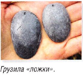 Выбор грузила, виды огрузок для донной ловли