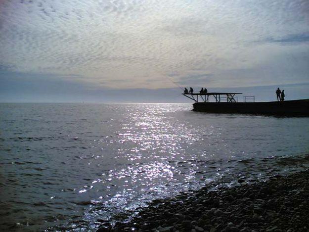 Морская рыбалка в Сочи и Абхазии