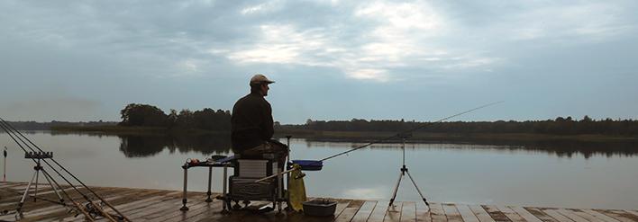 Рыбалка на Жижицком озере
