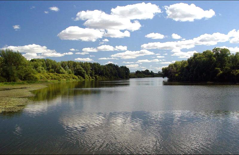 Рыбалка на реке Тобол