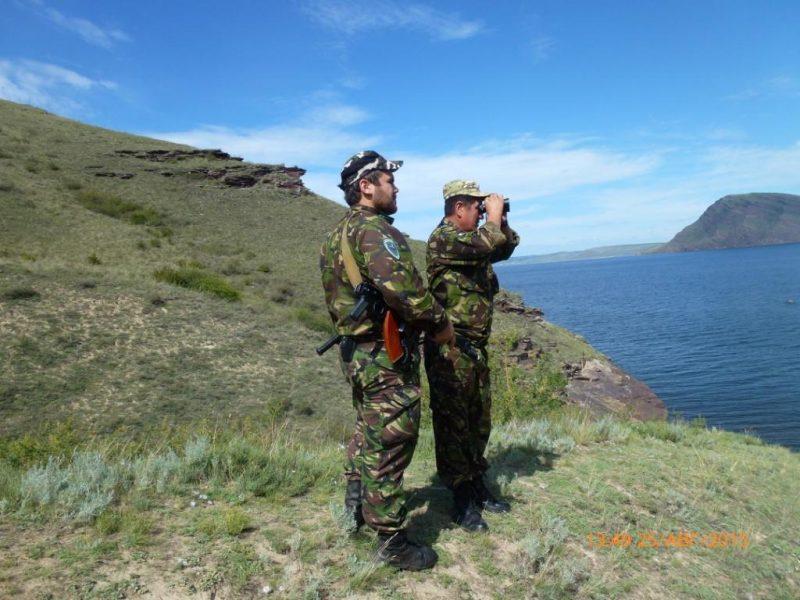 Охрана рыбы в заповедниках