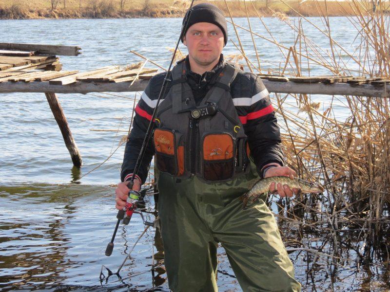 Снаряжение и экипировка рыболова летом
