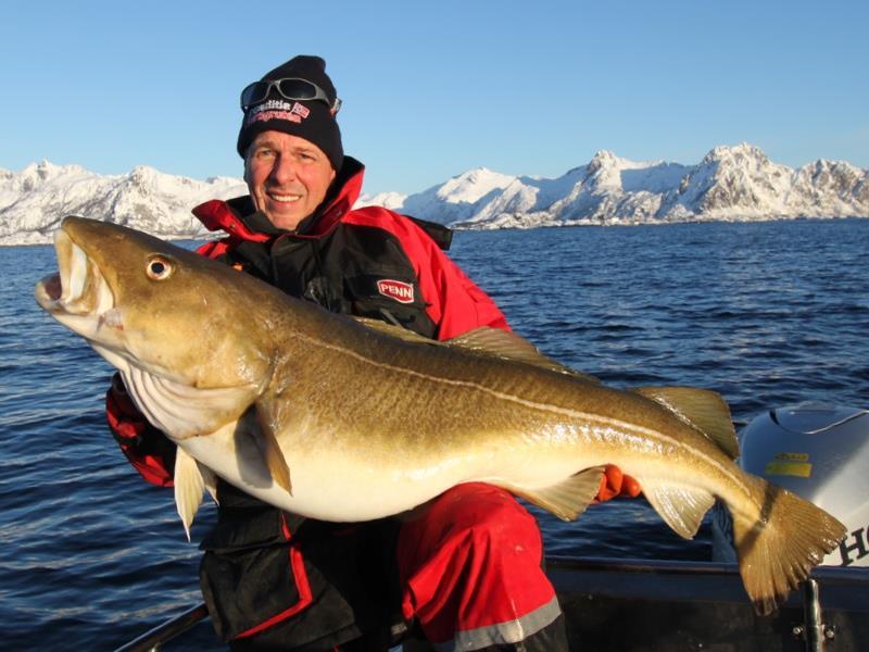 Кое-что о рыбалке в Норвегии: памятка тем кто соберется в рыболовный тур