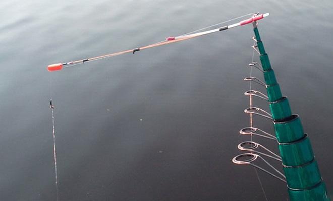 Летняя мормышка в стоячей воде: осваиваем удочку с боковым кивком