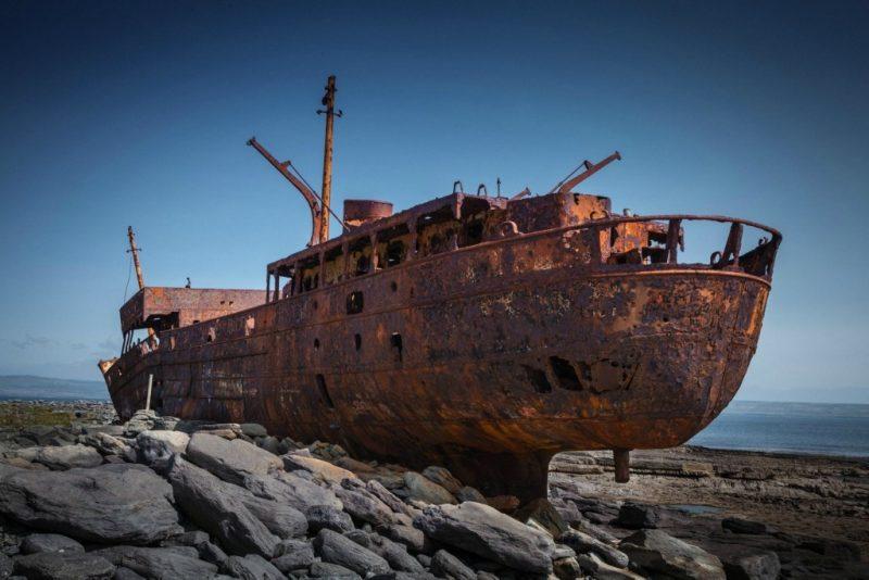 Куда уходят старые корабли, и откуда приходят новые?
