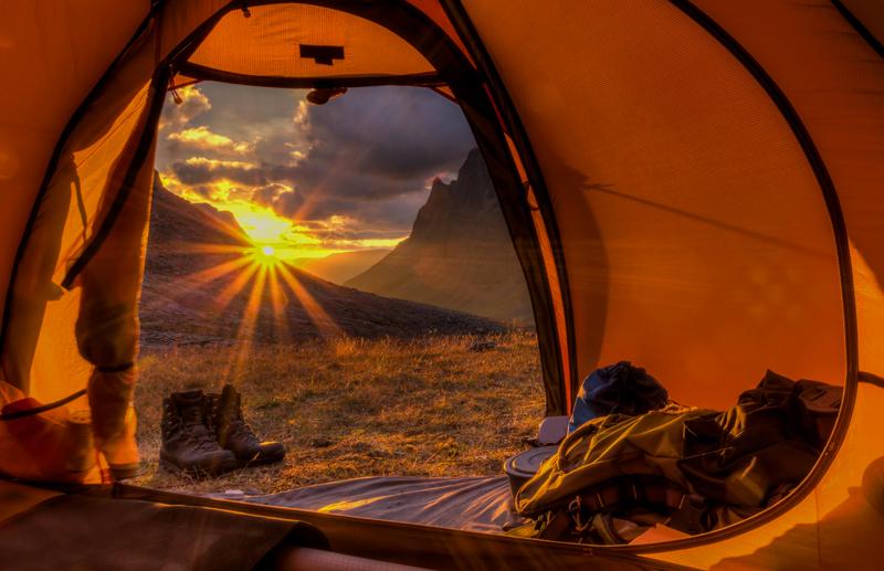 Выбор палатки для рыбалки