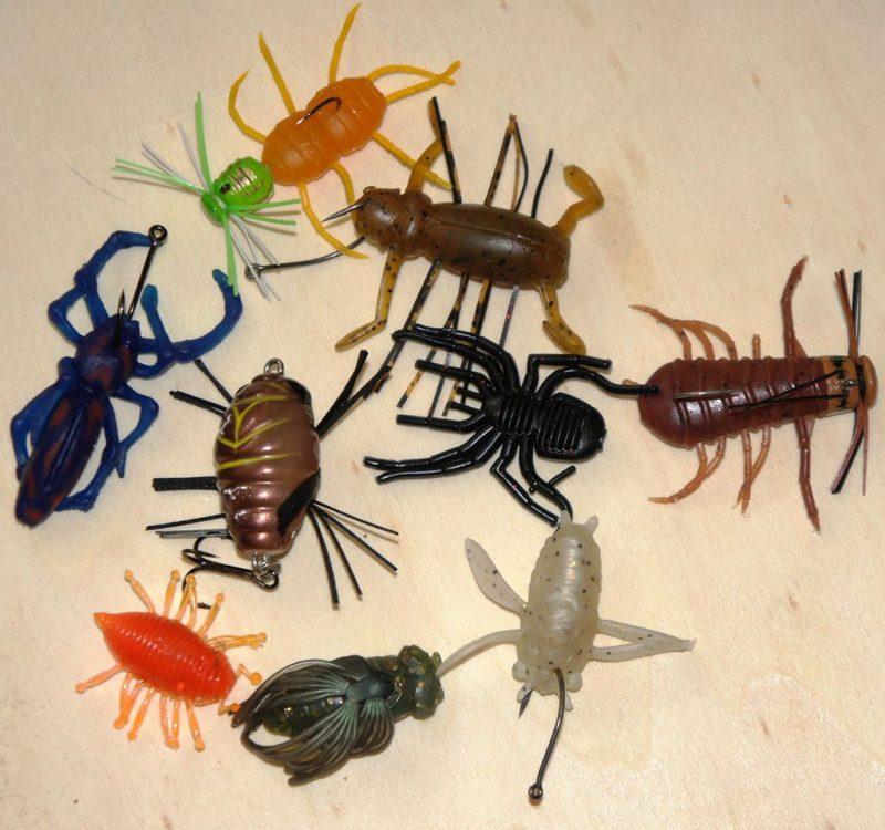 Таракан для голавля своими руками