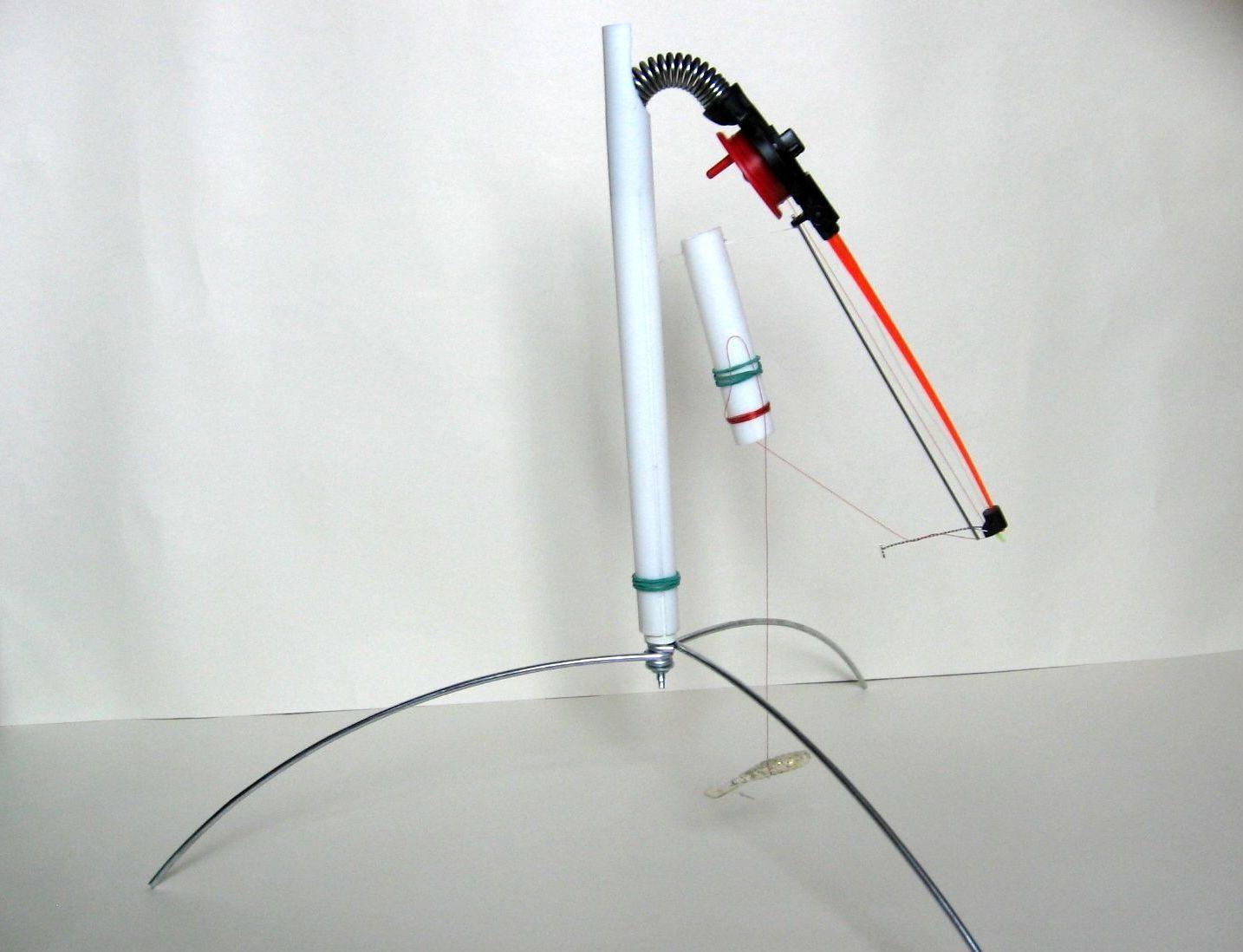 Жерлица универсальная с автоматической подсечкой