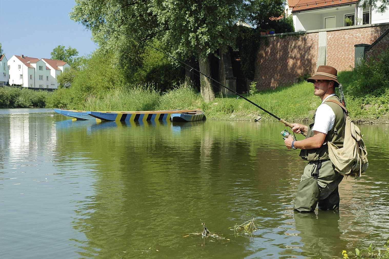 """""""Суровая"""" рыбалка в Германии. Считаете наш закон о рыбалке несправедливым? Сравните"""