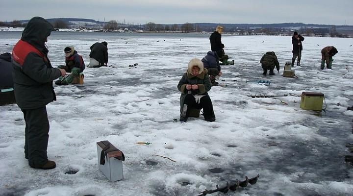 Особенности прикормки по последнему льду