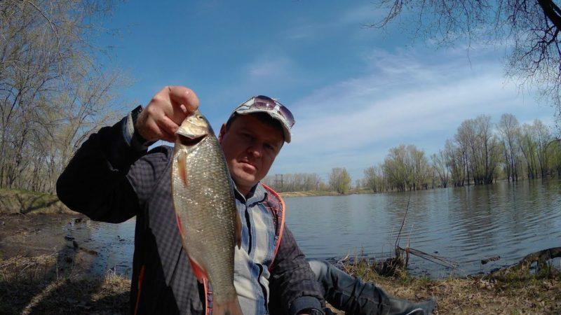 Особенности ловли рыбы весной на поплавочную снасть