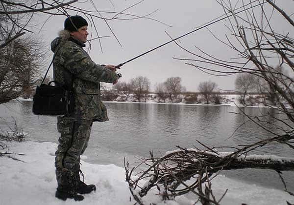 Рыбалка в марте. Что можно поймать?