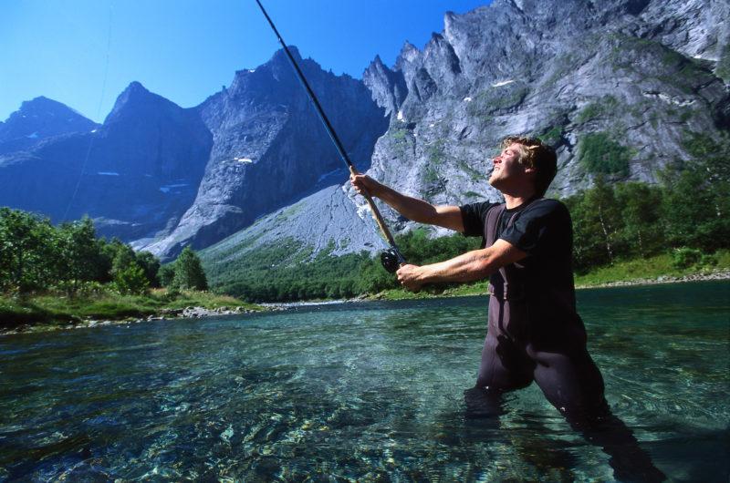 Лучшие места в мире для рыбной ловли