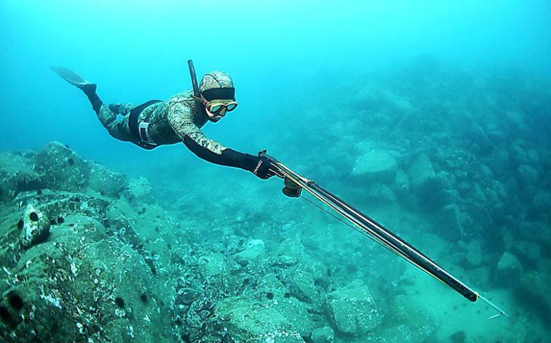 Подводная рыбалка: советы для новичков