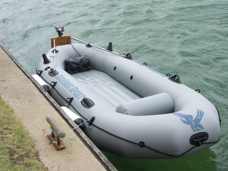 Резина против ПВХ или так уж плохи резиновые лодки