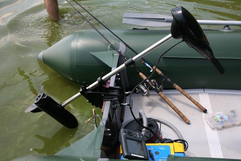Электромотор против бензинового мотора! Какой вариант выбрать для небольшой лодки?