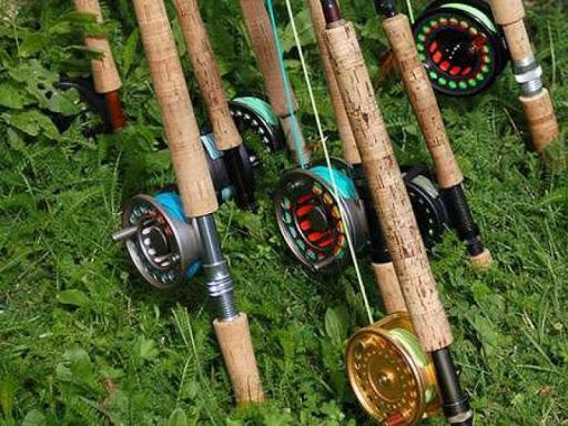 Выбор удилища для нахлыстовой рыбалки