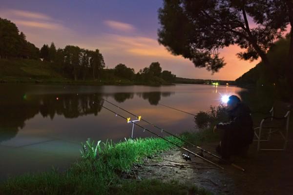 Как подготовиться на ночную рыбалку