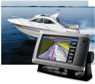 Электроника и навигационное борудование для троллинга