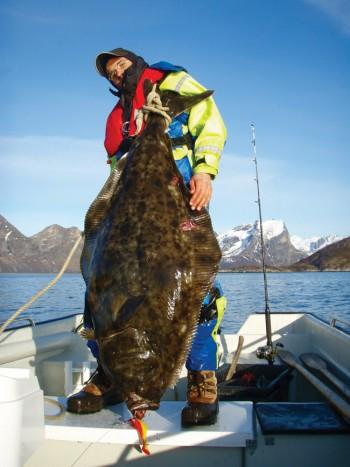 Снасти для рыбалки в Норвегии