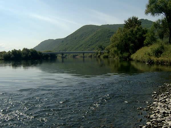 Рыбалка на реке Уссури