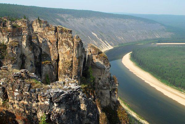 Река Алдан