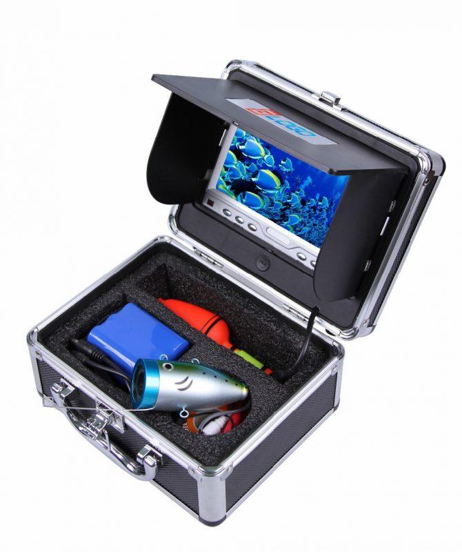 Подводные камеры для отслеживания рыбы