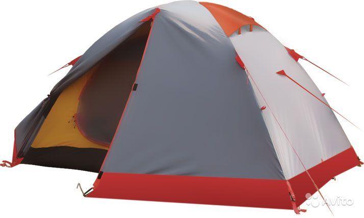 Выбираем палатку с тамбуром