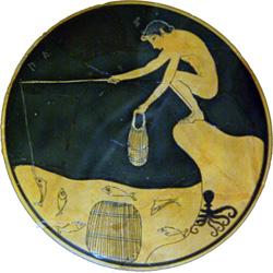 Ловля рыб римлянами
