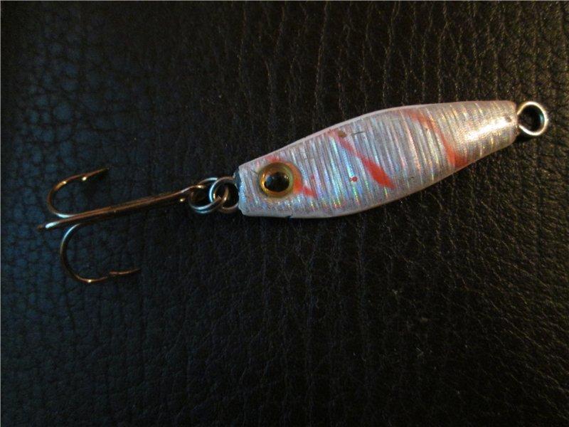 Ловля судака на небольшие пилькеры