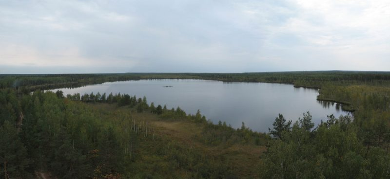 Озеро Боровское