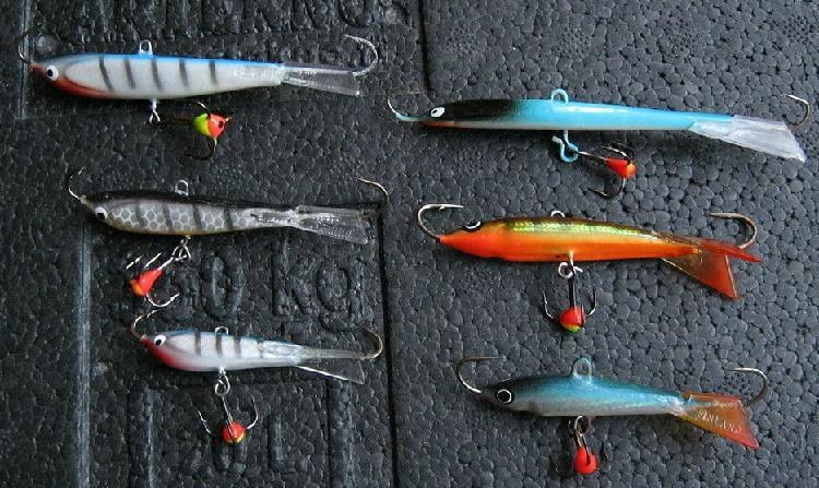 Ловля белой рыбы на балансир