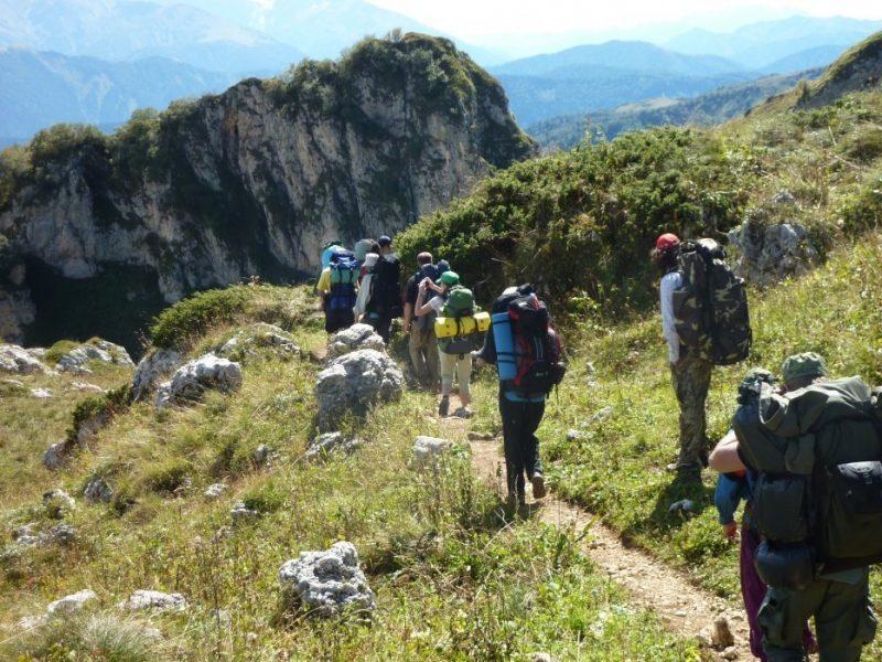 Объективные и субъективные опасности на походном маршруте