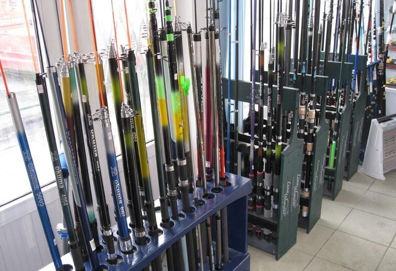Разновидности удочек для летней рыбалки