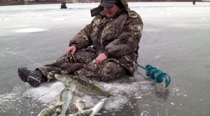 Как одеваться на зимнюю рыбалку