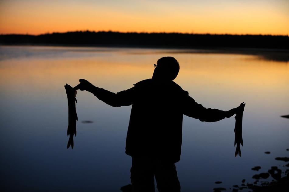 Десять главных рыбацких примет