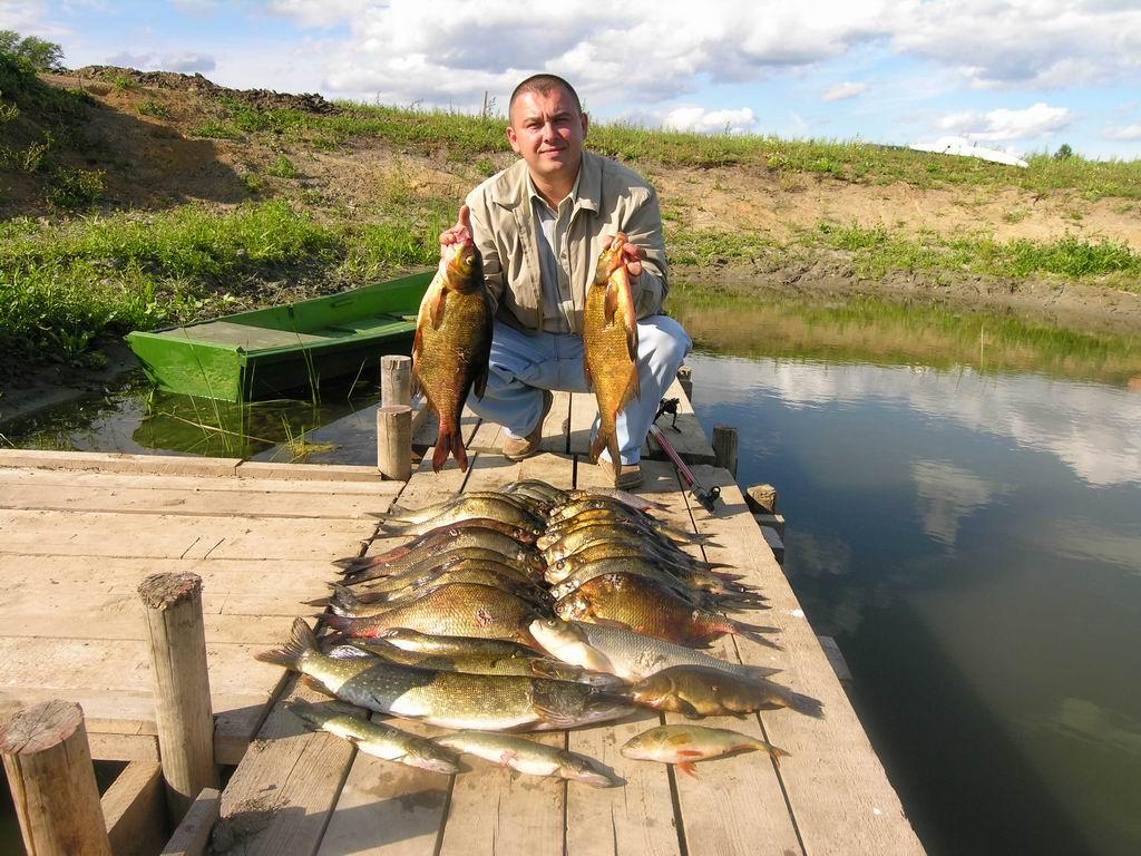 Сохранение выловленной рыбы в жарких условиях