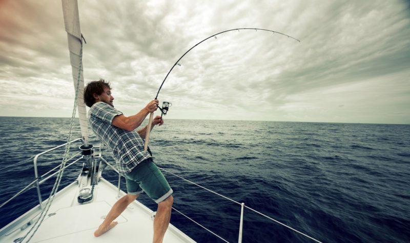 Особенности морской рыбалки: как не остаться без улова?