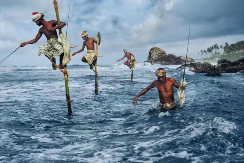Самые необычные способы рыбной ловли