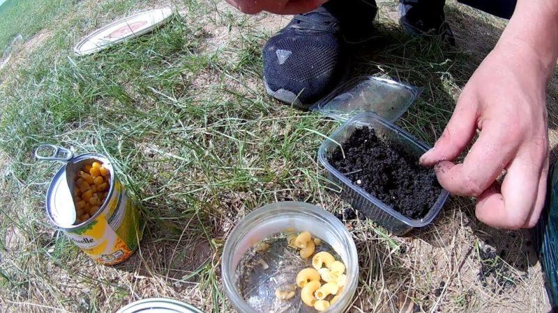 Макароны - клёвая рыболовная насадка