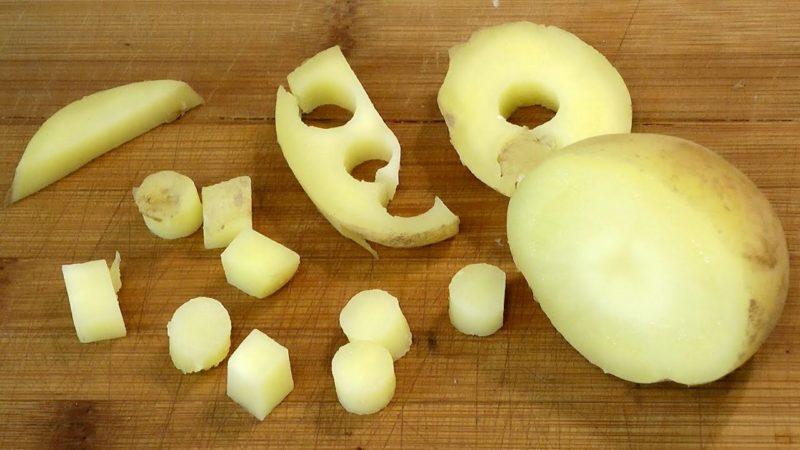 Картофель для ловли карпа. Как приготовить