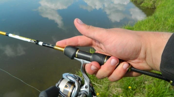 Типы проводок для микроджига на примере ловли окуня