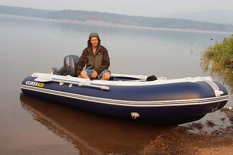 Случаи на рыбалке или как продлить жизнь лодке