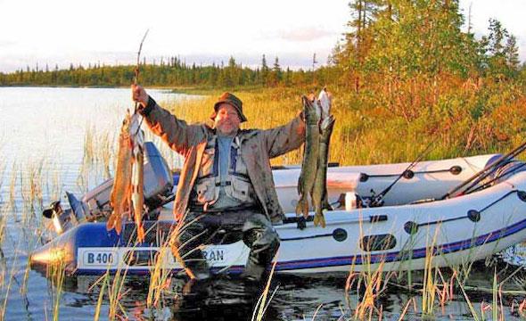 Как избавиться от запаха рыбы в своей лодке