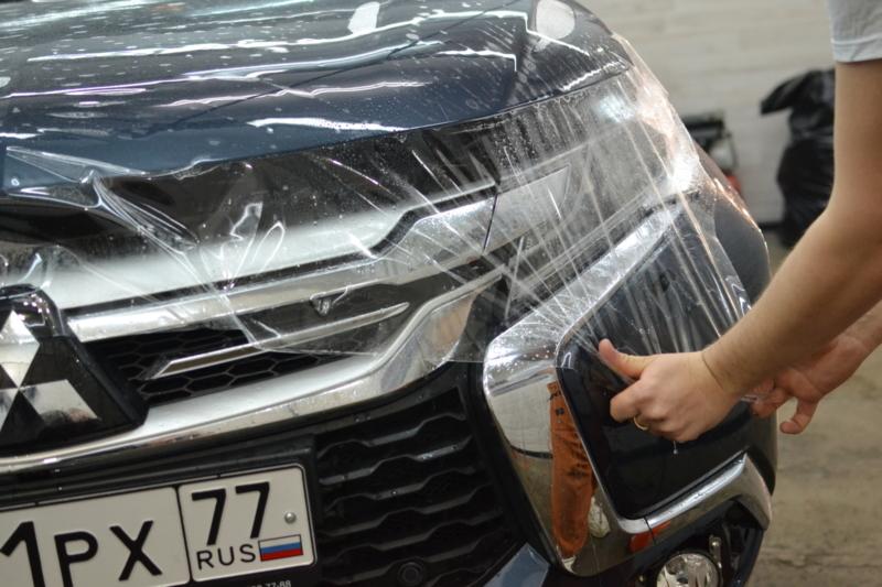 Почему не нужно покрывать кузов авто защитной пленкой?