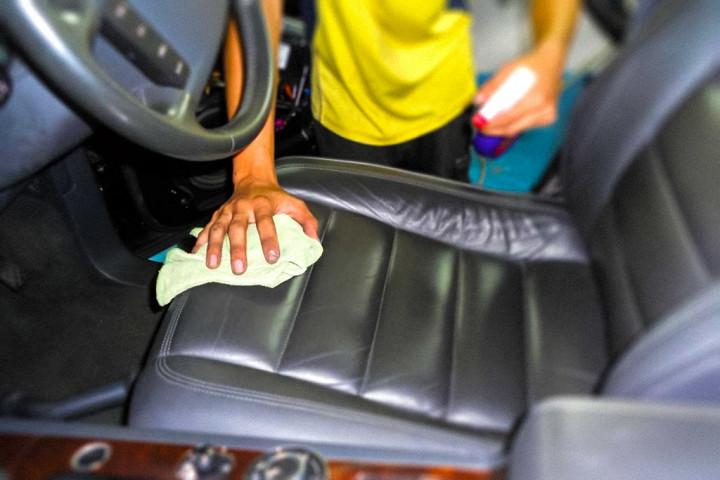 Как правильно высушить машину после мытья?