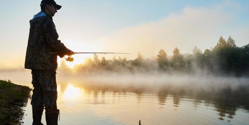 Успешная рыбалка в июле, что нужно знать рыбакам