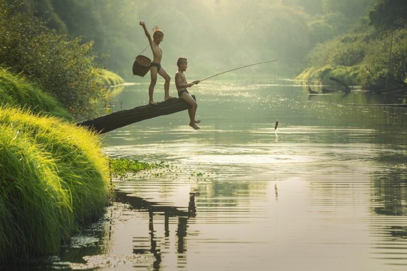 12 лучших рыболовных мест Тамбовской области